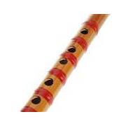 Bambusová flétna Dizi s membránou lazená v F